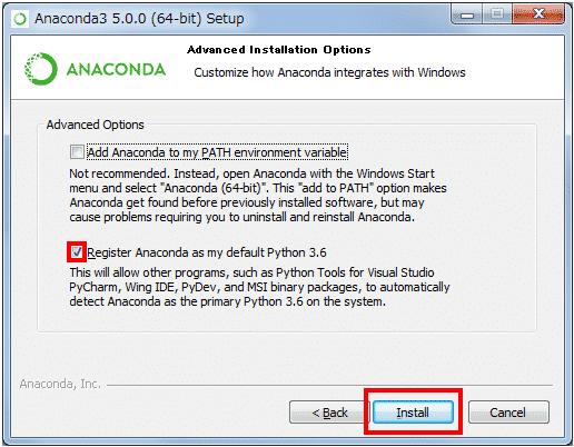 AnacondaでPython3を日本語でインストール(Windows/Mac編)
