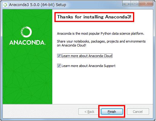 AnacondaでPython3をを日本語でインストール(Windows/Mac編)